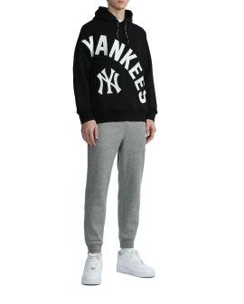 X MLB New York Yankees embroidered hoodie
