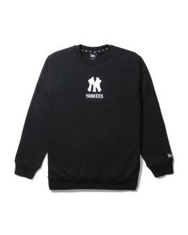 X MLB New York Yankees logo sweatshirt