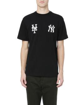 MLB New York Yankees graphic print tee