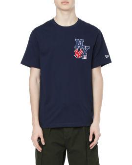 MLB New York Yankees logo tee