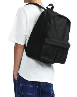 Logo tab backpack
