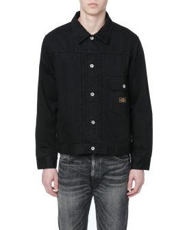 Stockman Type-A denim jacket