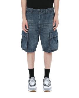 Washed BDU / C-shorts