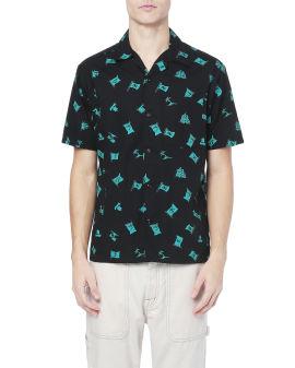 Aloha flag shirt