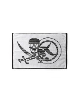 X Shoyoroll small skull towel
