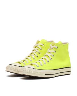 Seasonal Colour Vintage Canvas Chuck 70 High Top sneakers