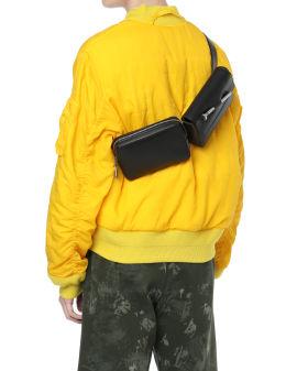 Double pouch waist bag