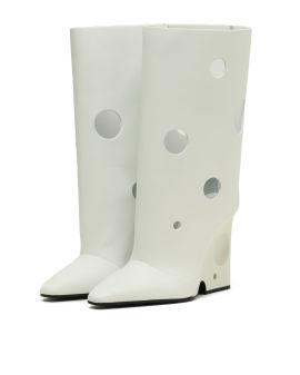 Plain Meteor Shower boots