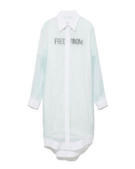 Free Winona shirt dress