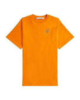 Chine t-shirt dress
