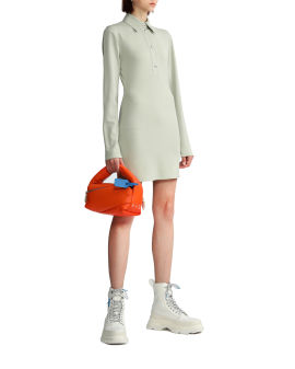 Polo mini dress