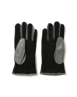 Leather pivot gloves