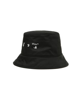 Mask bucket hat