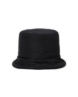 Logo padded bucket hat