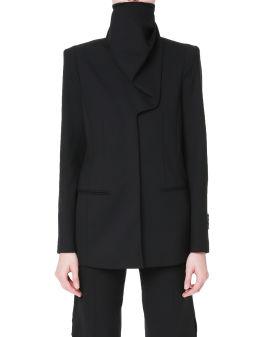 Bandana detail jacket