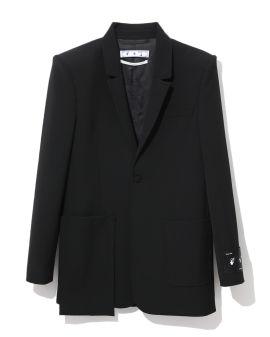 Excess blazer