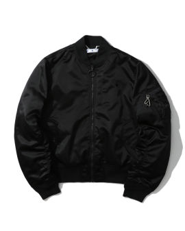 Hand Off bomber jacket