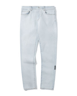 Slim denim pants
