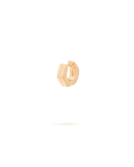 Hexnut earring