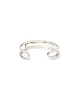 Paperclip metal cuff