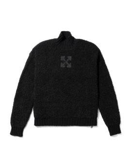 Arrow daddy knit mockneck