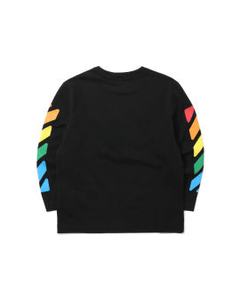 Rounded logo tee
