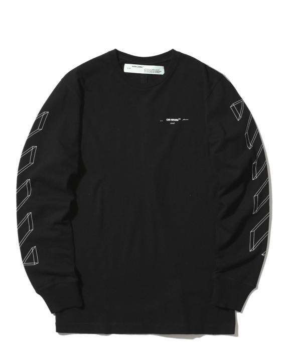 b96339824cbb OFF-WHITE c o VIRGIL ABLOH™ Diagonal 3D Line pullover sweater