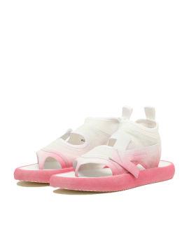Degrade surf slider sandals