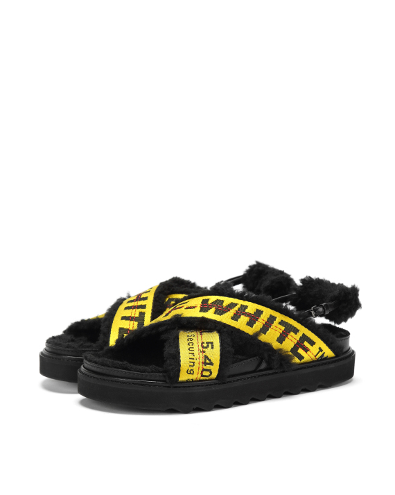 OFF-WHITE c o VIRGIL ABLOH™ Industrial belt sandals ed9163f98671