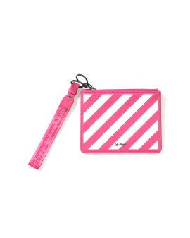 Diagonal double flat pouch