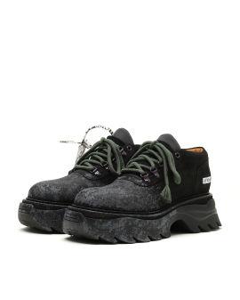 Sculpted platform chuncky sneakers