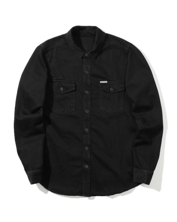 08cb6df1935d OFF-WHITE c o VIRGIL ABLOH™ Gradient Arrows denim shirt