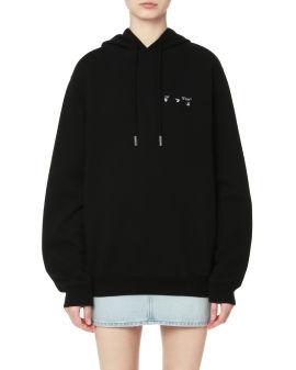OW Logo hoodie