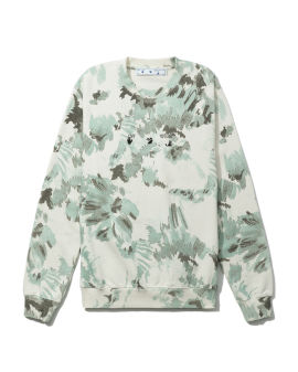 All-over printed hoodie