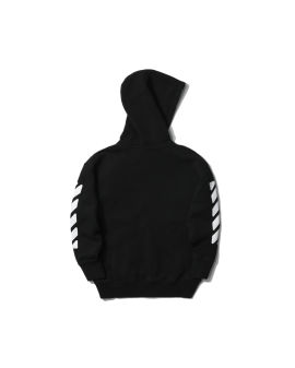 Rounded logo hoodie