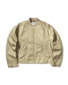 Spaceship Earth bomber jacket