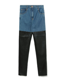 Panelled pants