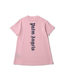 Classic logo t-shirt dress