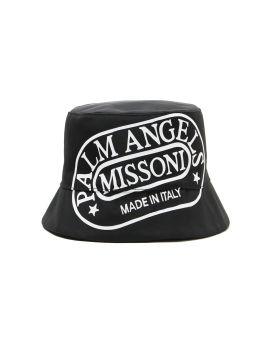 X MISSONI heritage bucket hat