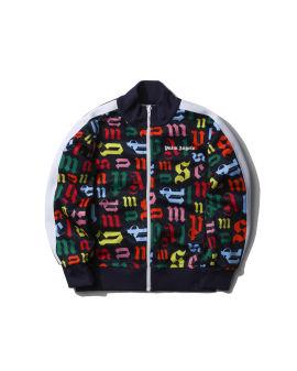 Monogram track jacket