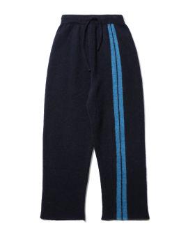 Fleecy knit jogger