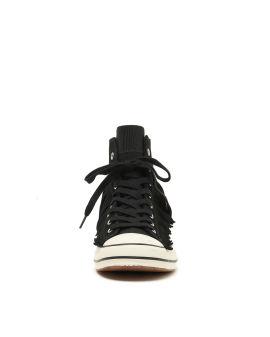 Fringe Basket High Vulcanized sneakers