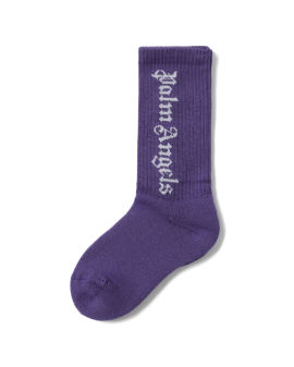 Classic logo high socks