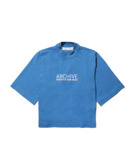 Archive cropped tee
