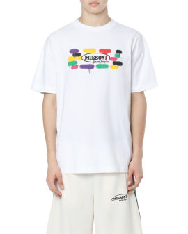 X MISSONI sport tee