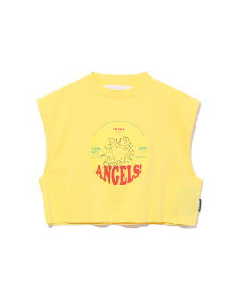 Records angels muscle tee