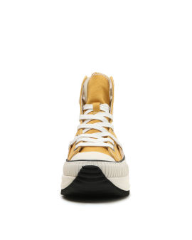 Chunky high-top sneakers