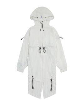 Breath drawstring jacket