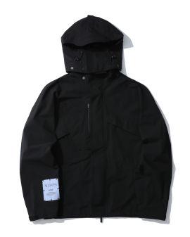 Logo patch tech jacket