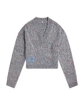 Breath knit sweater
